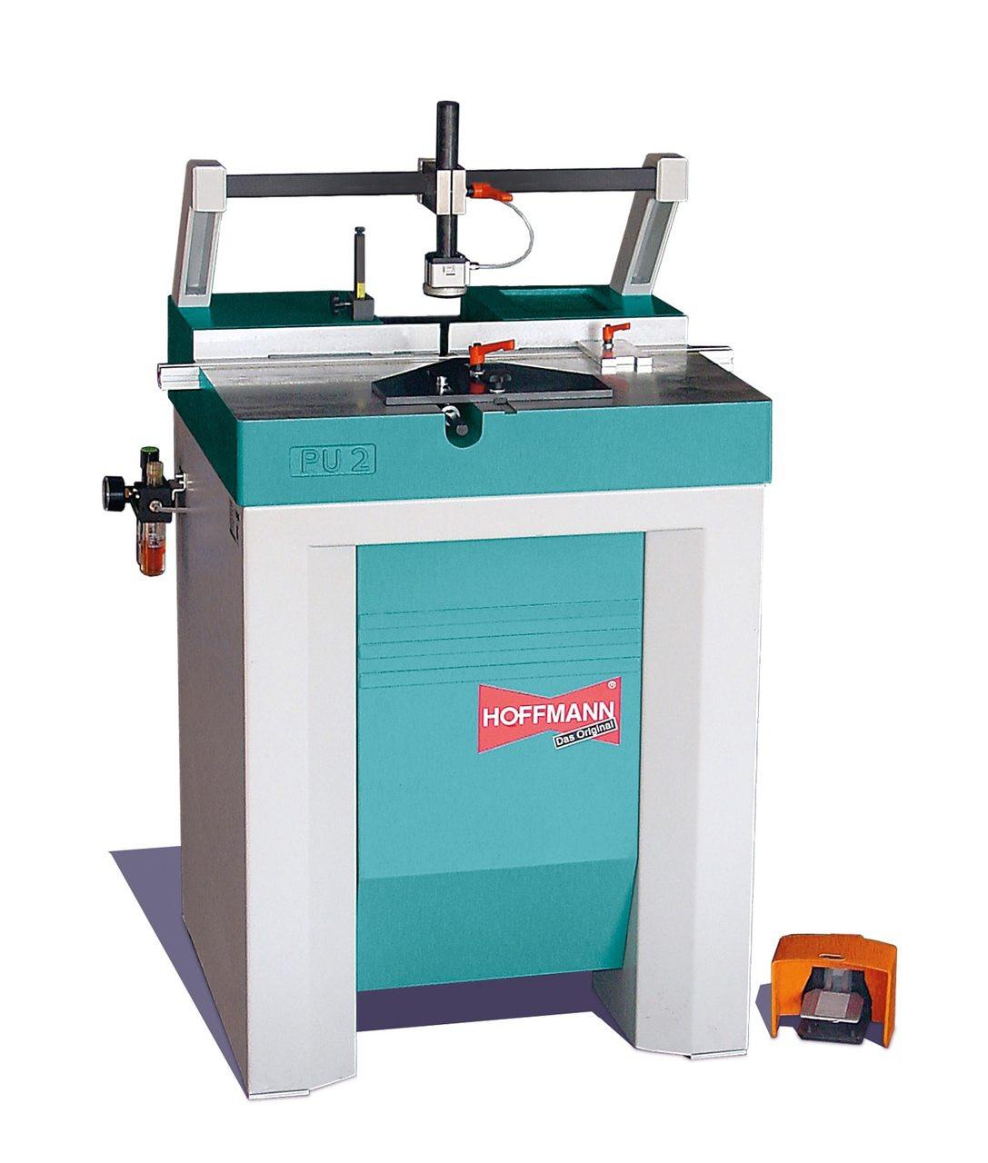 Hoffmann PU2 Pneumatic Dovetail Routing Machine