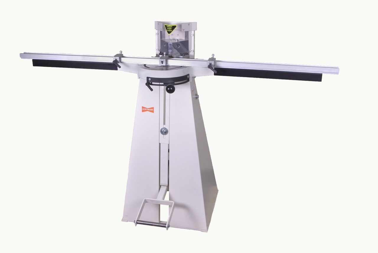 N0076 - Morso NM manual face frame notching machine by Hoffmann-USA.com