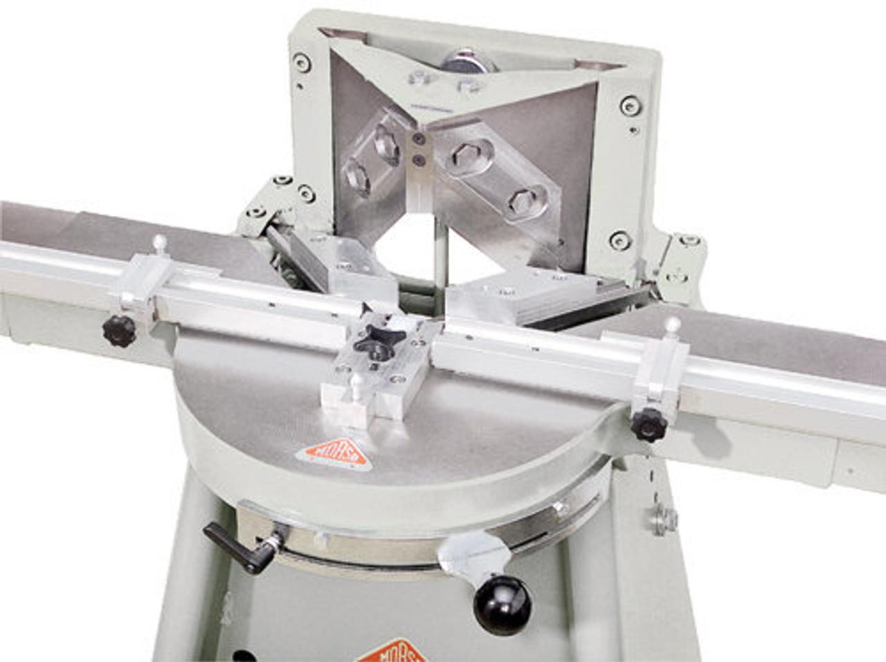 N0015L - MORSO NFL manual notching machine by Hoffmann-USA.com
