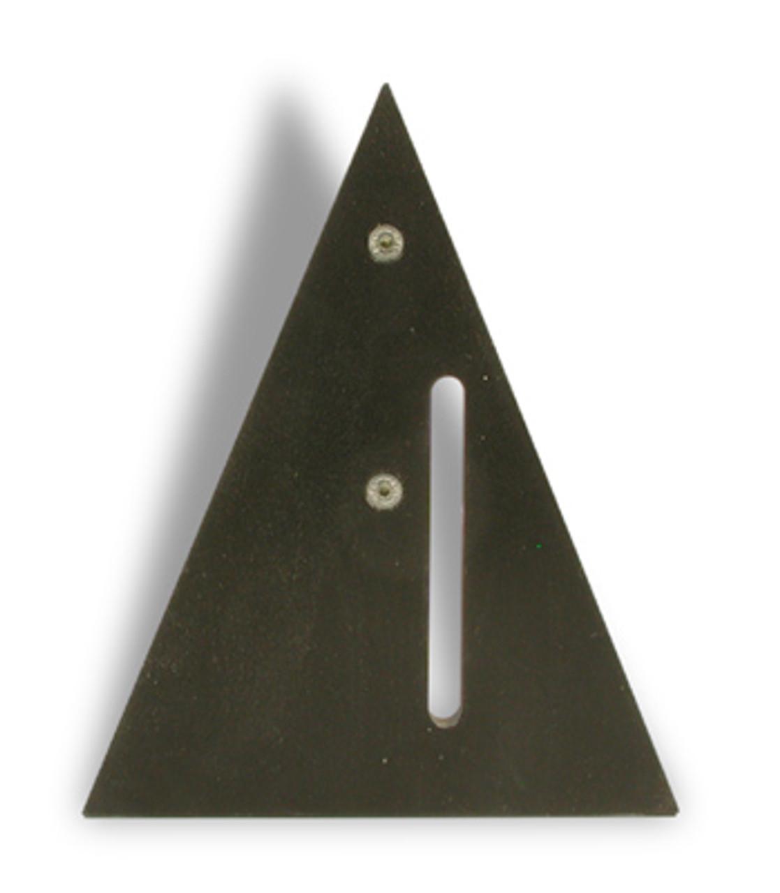 Hoffmann X-18 Fence Plate - 22.5° - for octagon frames  W3030000