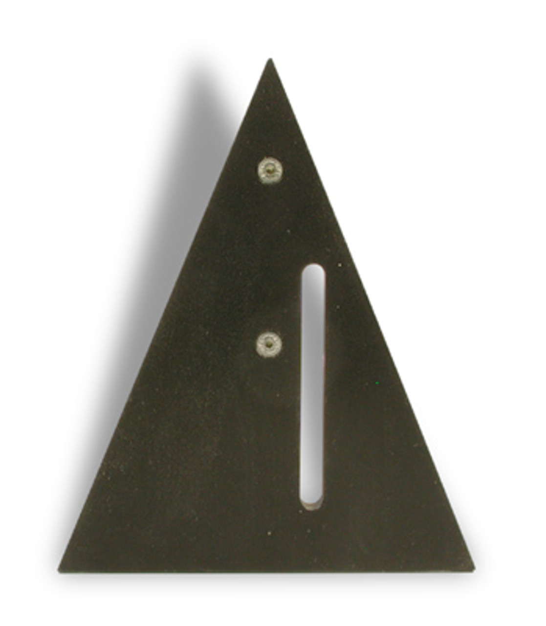 X-18 Fence Plate - custom angle (W3040000)
