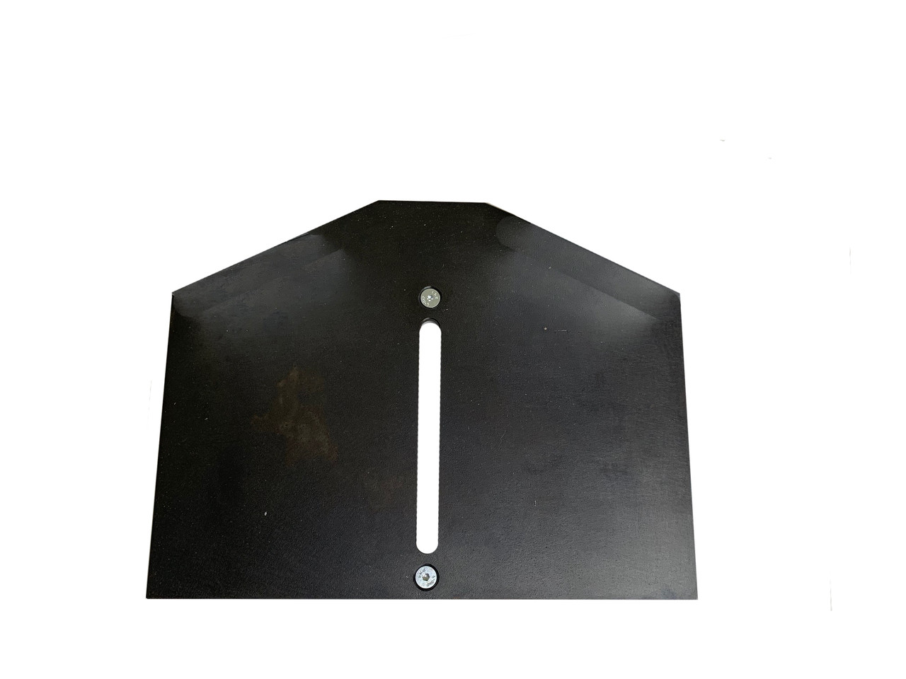 Fence Plate for X-20 & MU2 - 67.5° - for flag cases (W3090675)