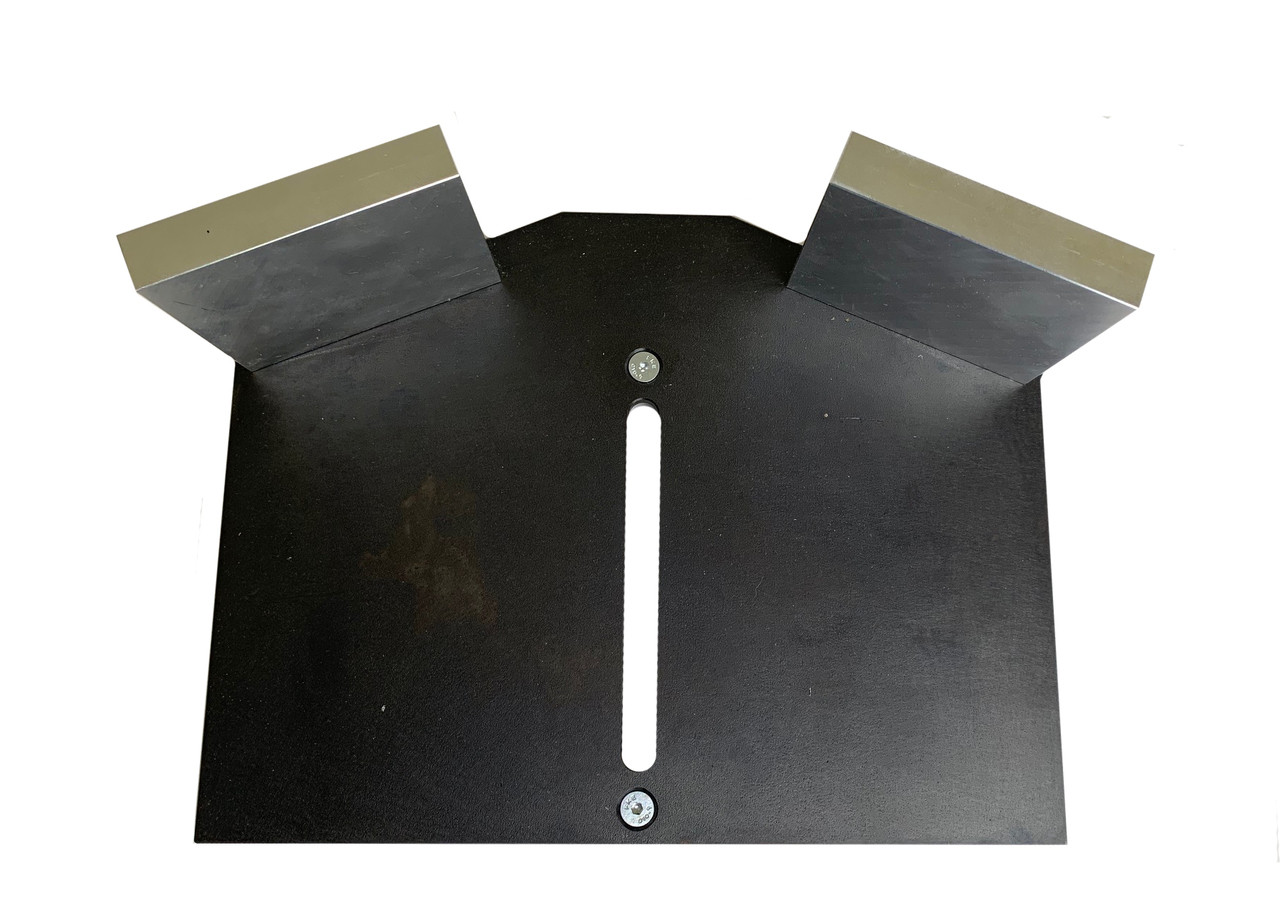 Fence Plate, tall, for X-20 & MU2 - 67.5° - with height extensions (W3091675)