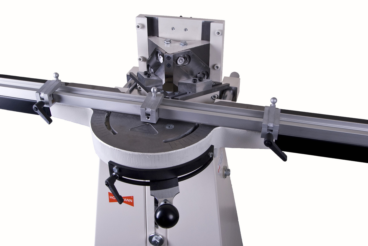 MORSO NM manual face frame notching machine by Hoffmann-USA.com