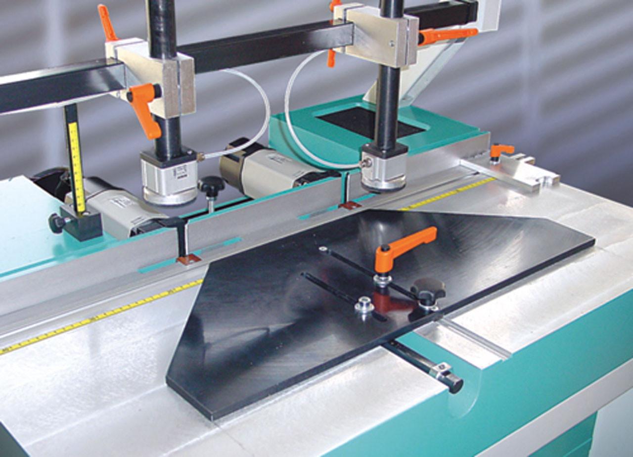 Fence Plate for PP-2 models - 45° - for rectangle frames (W3201000)