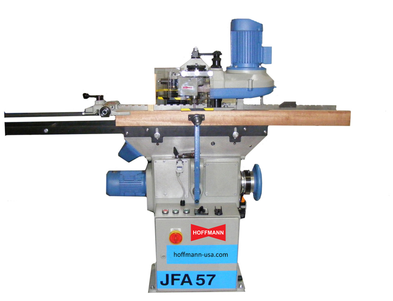 Hoffmann JFA 57 Louver Grooving Machine, full view,, small.jpg