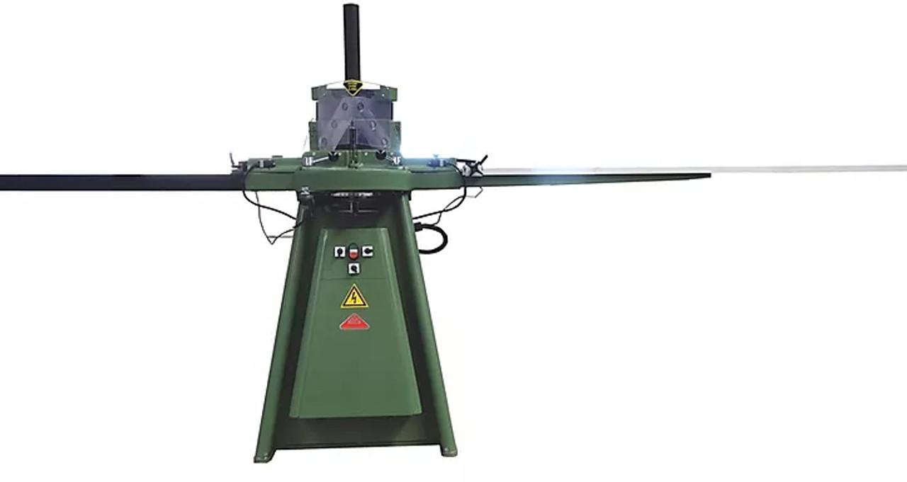 MORSO EFG electric miter cutting machine - 220 volt - single phase (N20095-1P)