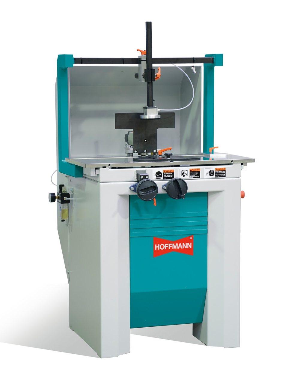 Hoffmann PU2-TL Pneumatic Dovetail Routing Machine