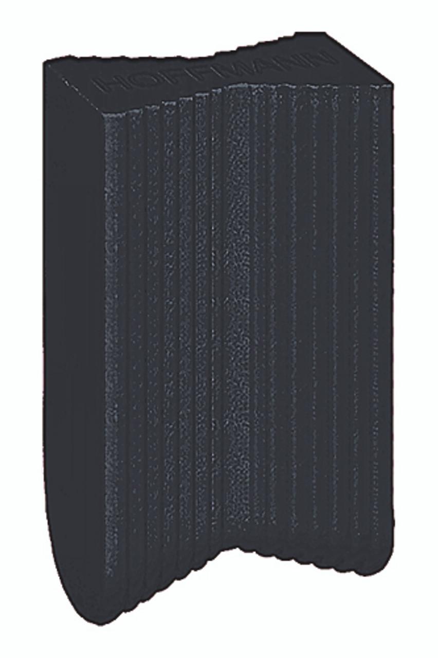 Hoffmann W-2 Dovetail Key, black plastic