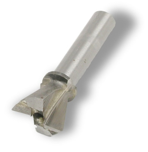 W2048000 W-4 Dovetail Router Bit, 8mm shank, tungsten carbide tipped