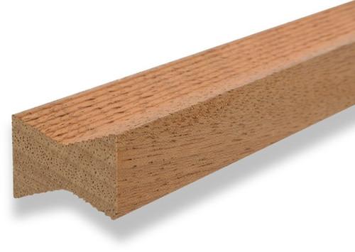 Hardwood Dovetail Key, W4, solid Mahogany