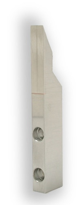"N9707 - Nose Knife, 1/4"" wide, for MORSO notching machines - front"
