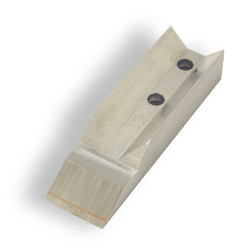 """N9819 - Nose Knife, 3/4"""" wide, for MORSO notching machines - back"""