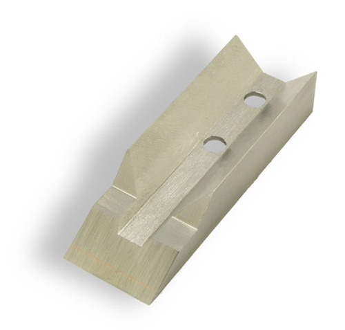 """N9823 - Nose Knife, 7/8"""" wide, for MORSO notching machines - back"""