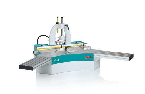 Hoffmann MU3-P Pneumatic Dovetail Routing Machine