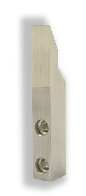 """N0709 - Nose Knife, 3/8"""" wide, for MORSO notching machines - front"""