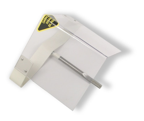 N7078  Safety guard for manual MORSO NF-series notching machines