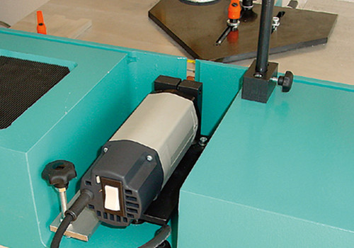 Hoffmann PU2 - router motor detail