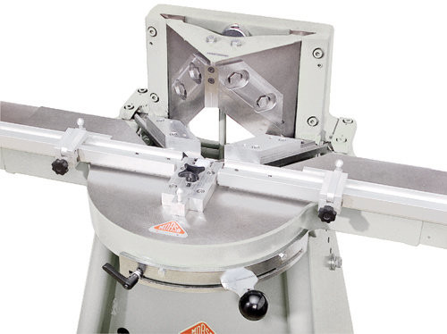 N0015L - MORSO NFL manual notching machine by Hoffmann-USA.com