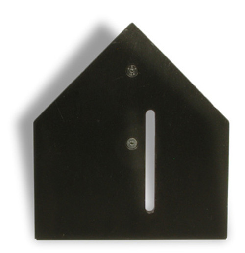Fence Plate - 45 degree, for rectangle frames  W3010000