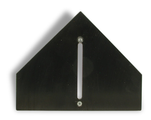 Fence Plate for X-20 & MU2 - 45° - for rectangle frames  W3060000)