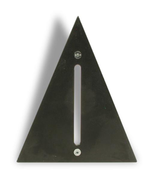 Fence Plate for X-20 & MU2 - custom angle (W3090000)