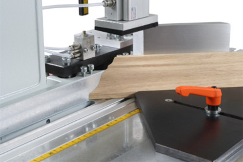 Inside Corner Fences w. Height Extensions - for X-20, MU2, MU2-P (W3900040) - compound miter joint 1