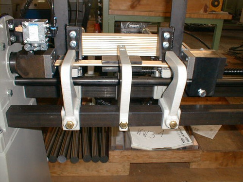 Hoffmann AG-3 Automated Slat Chamfering Machine, detail1.jpg