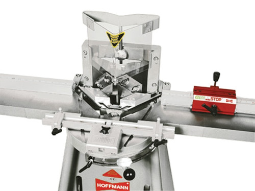 MORSO NXLEH with DGS 1000 GlideStop Fence System, by Hoffmann-USA.com