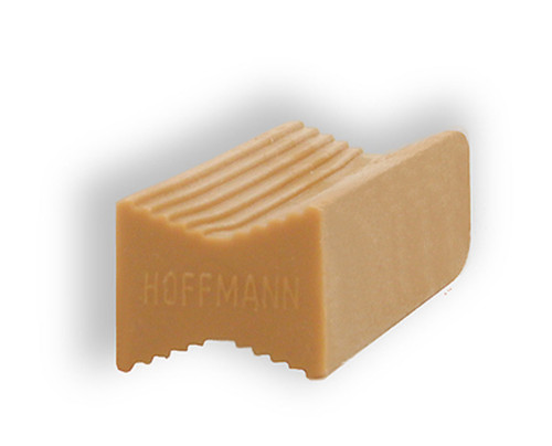 Hoffmann Dovetail Key, W-2, brown plastic