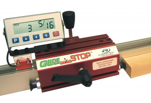GlideStop Digital Display Package for 12.5 ft. GlideStop Length Stop System, by Hoffmann-USA.com