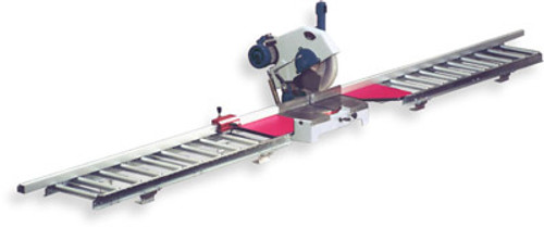 GlideStop-bench-mount-miter-saw-roller-table-by Hoffmann-USA
