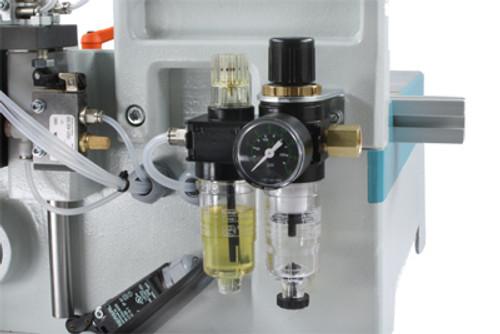 HP 0821300730 Pneumatic Regulator-Lubricator Assembly, for older MU2-P machines
