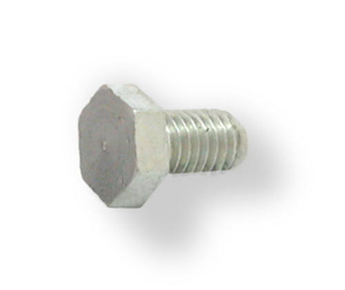 Hex Head Screw, steel finish.  With machined head surface for precise transfer of clamping pressure. BH556 202 200 046-1