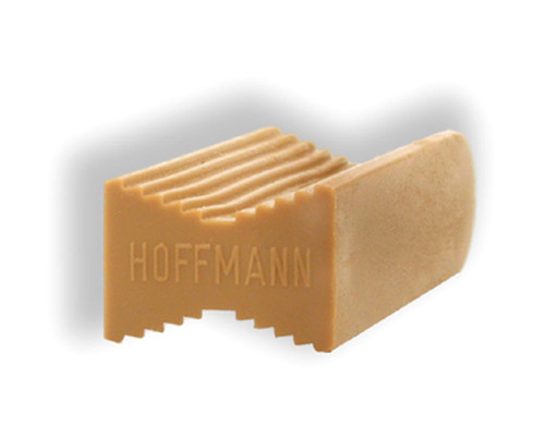 Hoffmann W-3 Dovetail Key, brown plastic