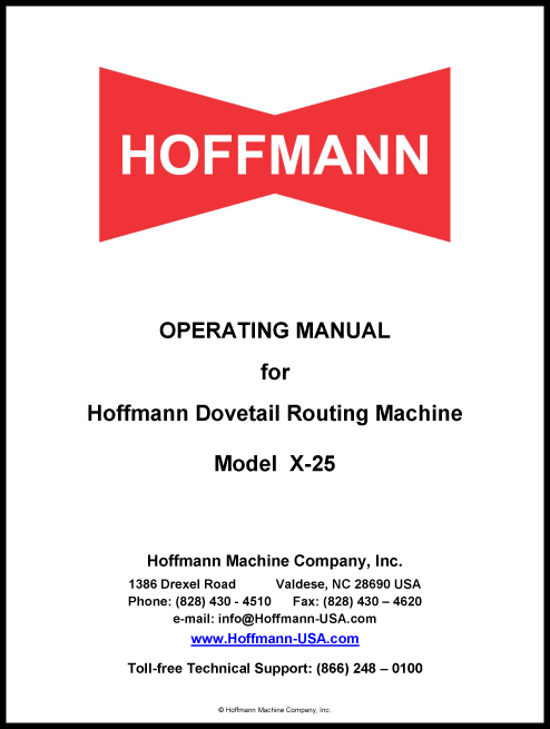hoffmann-x-25-cover-page.jpg