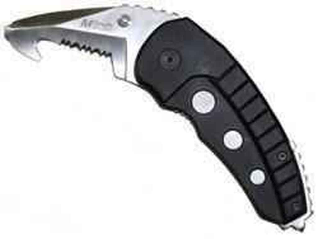 vendor-unknown M-Tech Angler Karambit Rescue Knife