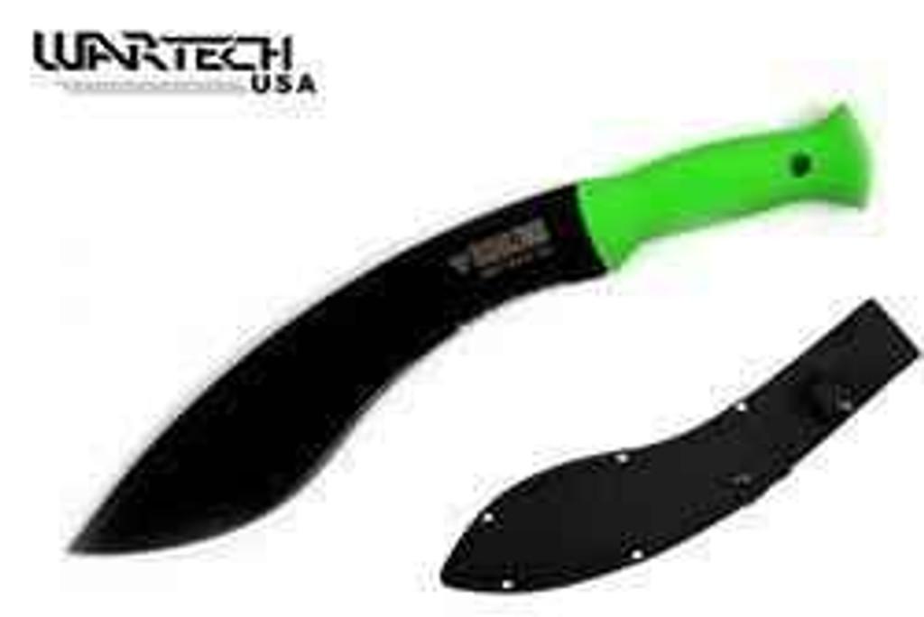 Knockout Knucks 15.5 Inch Zombie Wartech Biohazard Machete