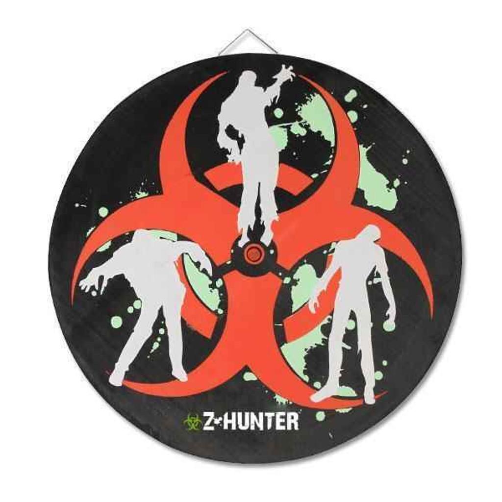 vendor-unknown ZOMBIE Heavy Duty Target / Dart Board
