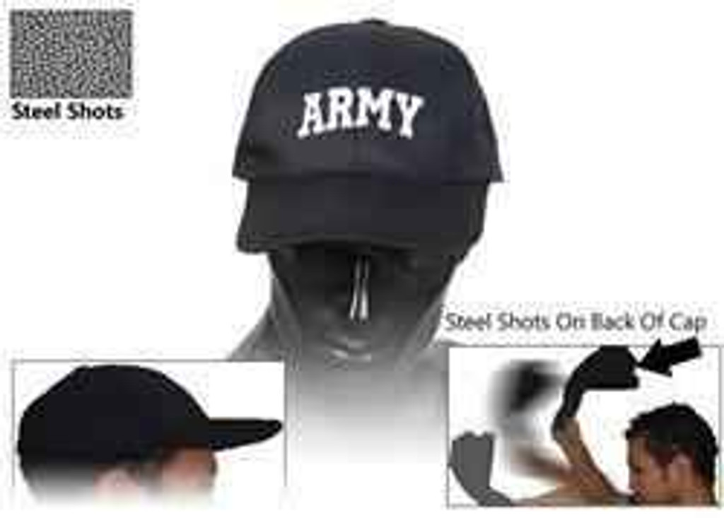Knockout Knucks Army Sap Cap