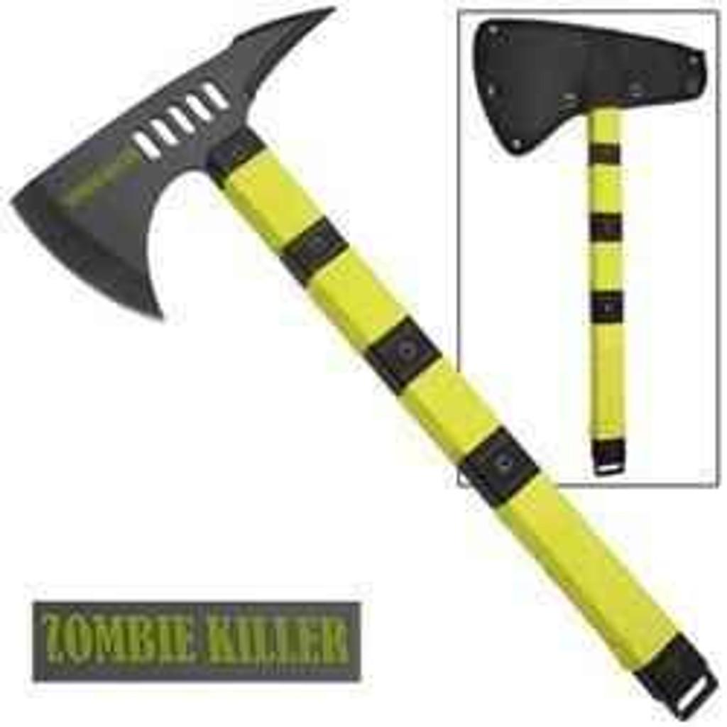 vendor-unknown ZOMBIE Killer Tactical Tomahawk
