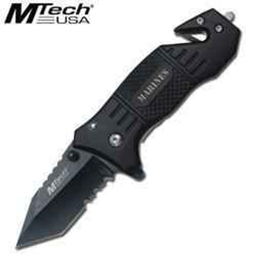 vendor-unknown M-Tech Marine Rescue Knife
