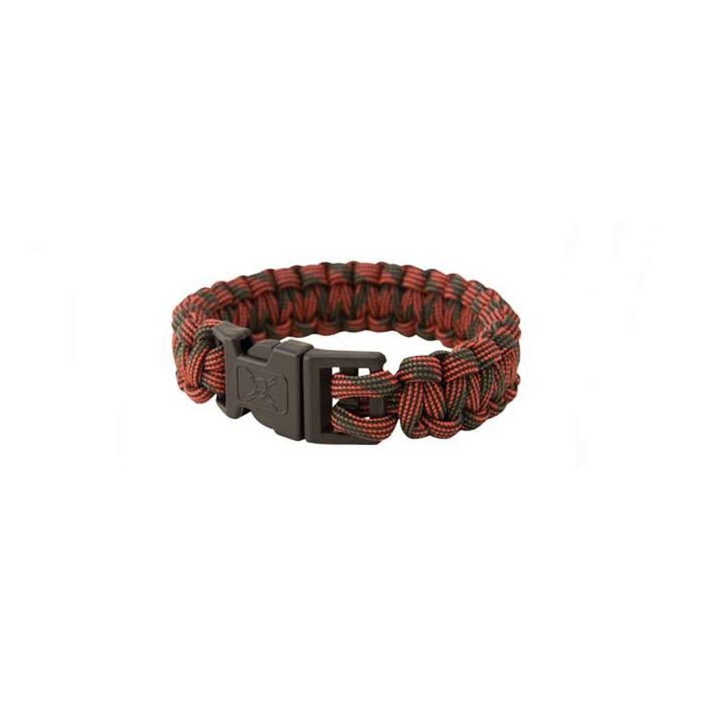 United Cutlery Elite Forces Paracord Bracelet Red Camo