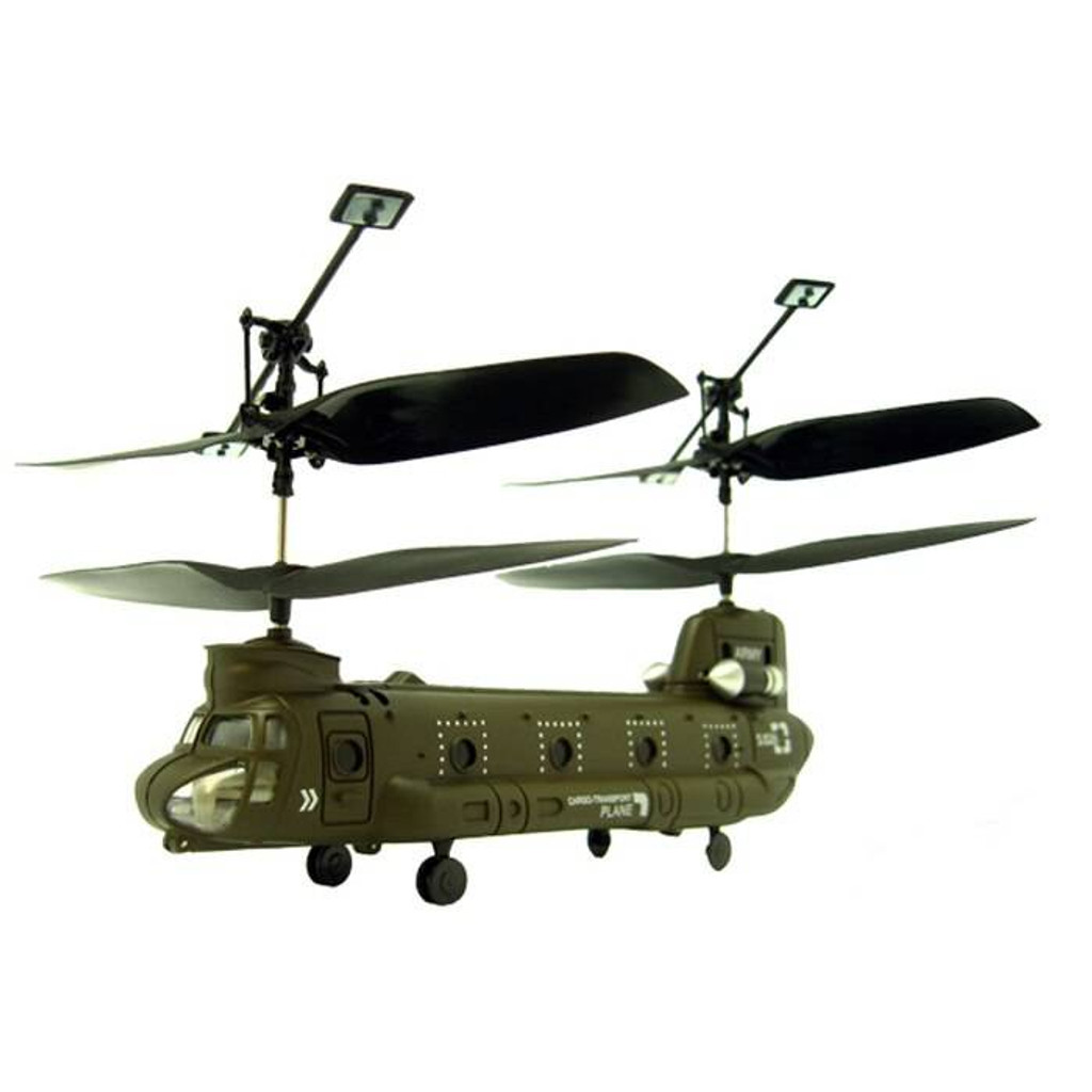 United Cutlery Micro Chinook Cargo 3 Channel RC Helicopter
