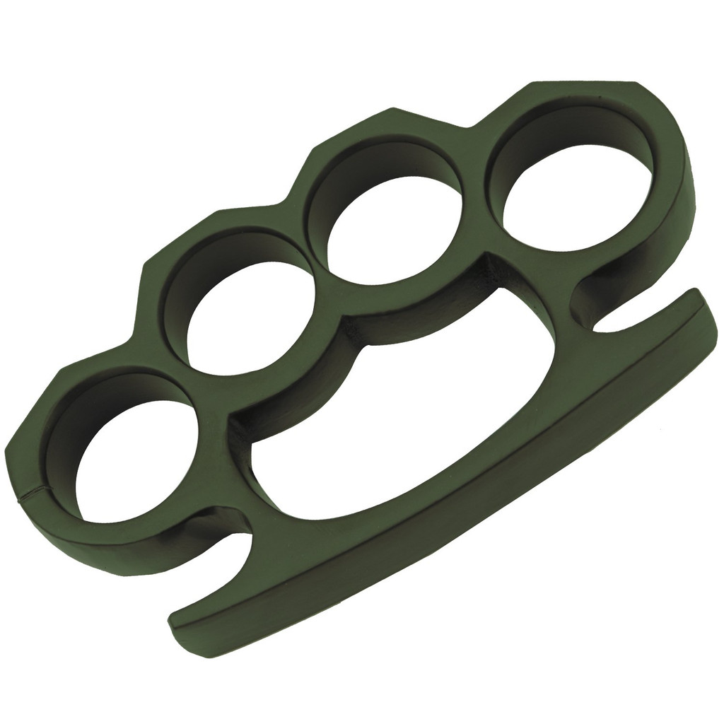 Knuck and Buck Buddy Steel Knuckle - Green