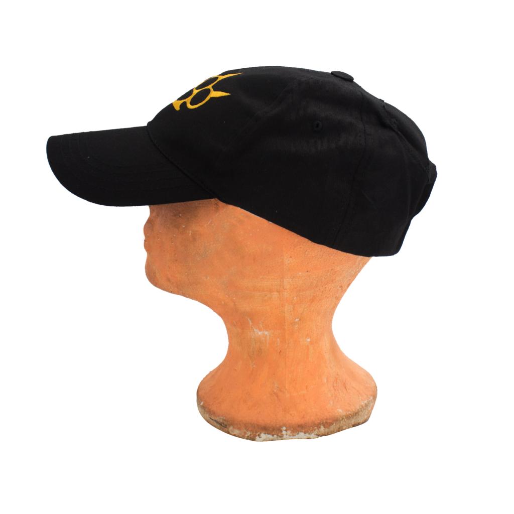 Knockout Knucks Brass Knuckles SAP Cap