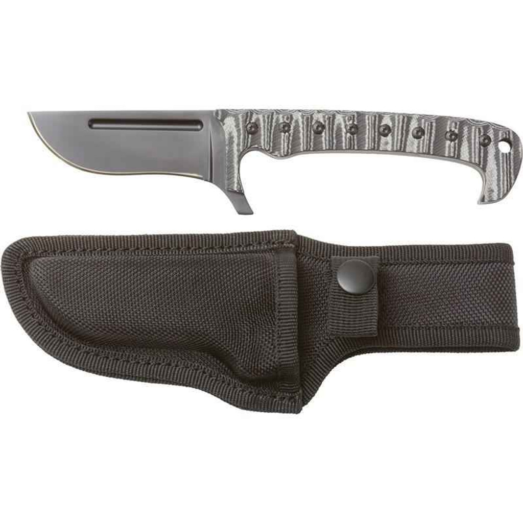 Knockout Knucks Mossbergr 8″ Fixed Blade Hunting Knife