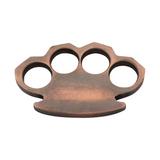 Knockout Knucks Steam Punk Solid Metal Copper Knuckles
