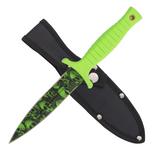 Knockout Knucks Death Rate Dagger Boot Knife