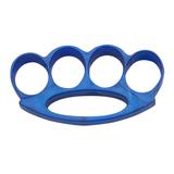 Knockout Knucks Tiger Tactical ABS Unbreakable Plastic Belt Buckle - Blue